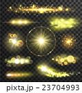 ライト 光 明かりのイラスト 23704993