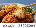唐揚げ 揚げ物 鶏肉の写真 23706004