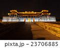 阮朝王宮 王宮 王宮門の写真 23706885