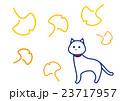 銀杏 白猫 23717957