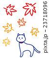 秋 紅葉 楓のイラスト 23718096