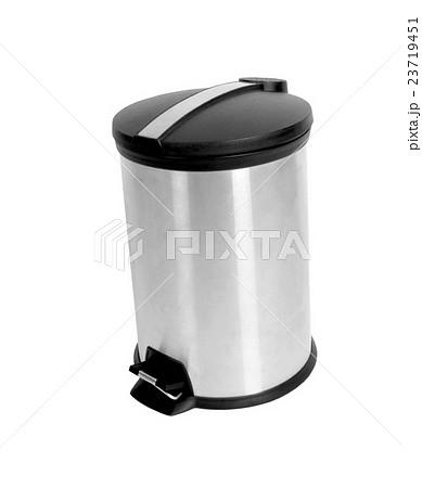 office trash canの写真素材 [23719451] - PIXTA