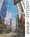 香港 Hong kong 水彩画 23723027