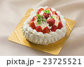 ハートのデコレーションケーキ 23725521