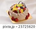 生チョコデコレーションケーキ 23725620
