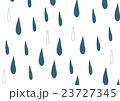 雨 雫 模様のイラスト 23727345