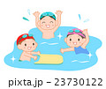 プール 子供 スイミングのイラスト 23730122