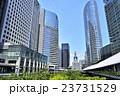 品川 オフィスビル オフィス街の写真 23731529