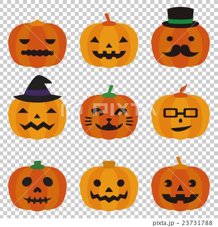 ハロウィン かぼちゃ 23731788