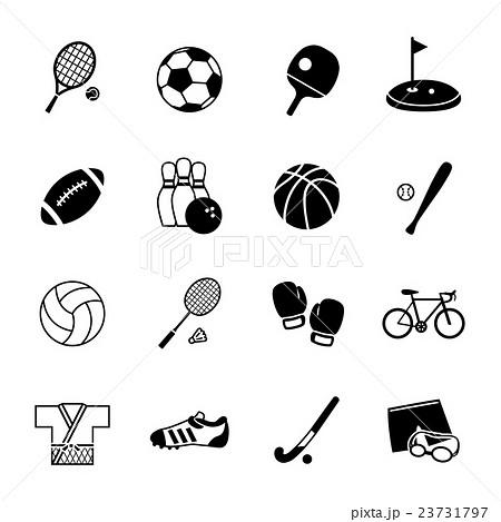 スポーツ アイコン 05 23731797