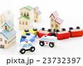 踏切事故 事故 交通事故 交通 自動車 車 電車 踏切 ビジネス 保険 ドライブ 乗用車 23732397