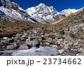 アンナプルナ 風景 山岳の写真 23734662