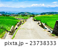 初夏 農村 風景の写真 23738333