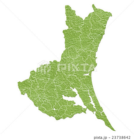 茨城県地図 23738642