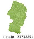 山形県地図 23738851