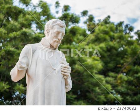 St. Francis Xavier statue 23740032