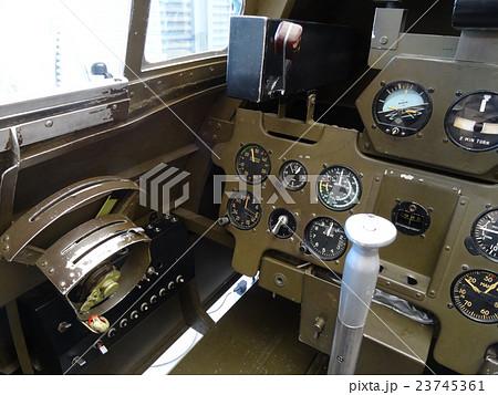 零戦の操縦席 レプリカ 23745361