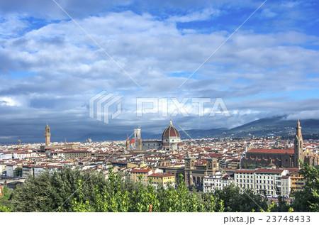 フィレンツェの街並 23748433
