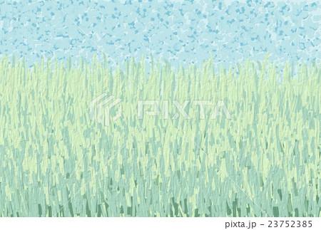 背景素材-草原イメージ 23752385