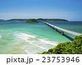 角島 角島大橋 橋の写真 23753946