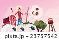 農園 農場 男のイラスト 23757542