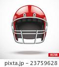 Realistic American football helmet vector 23759628