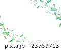 葉 葉っぱ フレームのイラスト 23759713