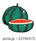 野菜 果実 スイカ 23760472