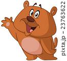 くま クマ 熊のイラスト 23763622