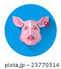 動物 アイコン イコンのイラスト 23770314