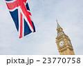 ビッグベン イギリス国旗 ユニオンジャック 23770758
