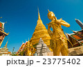 Traditional Thai architecture Grand Palace Bangkok 23775402
