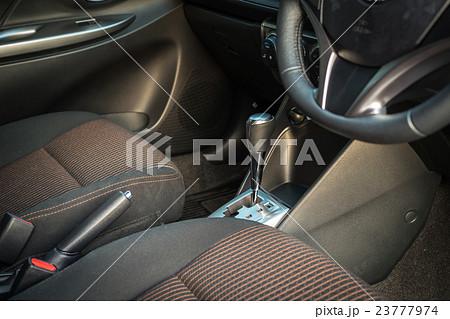 detail of new modern car interior 23777974 pixta. Black Bedroom Furniture Sets. Home Design Ideas