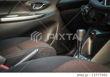 detail of new modern car interior 23777980 pixta. Black Bedroom Furniture Sets. Home Design Ideas