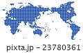 世界 世界地図 地図のイラスト 23780361