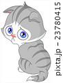 かなしい 悲しい 悲しむのイラスト 23780415