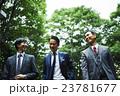 ビジネスマンイメージ 23781677
