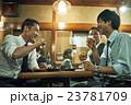 男性 3人 ビジネスマンの写真 23781709