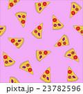 Pizza slice seamless pattern 23782596