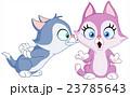 ねこ ネコ 猫のイラスト 23785643