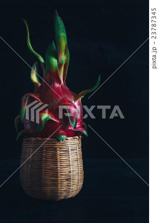 Dragon fruitsの写真素材 [23787345] - PIXTA