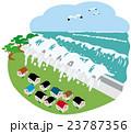 地震発生 津波 23787356