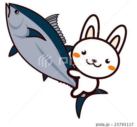魚屋さんの動物シリーズ 23793117