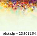 アート 芸術 花のイラスト 23801164