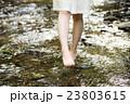 ビューティ 水 女性の写真 23803615