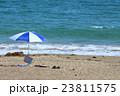 ビーチパラソル(夏の海) 23811575