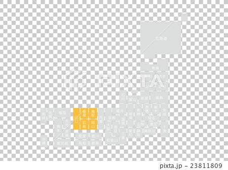 일본지도 23811809