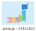 日本地図 23811821