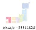 日本地図 23811828