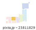 日本地図 23811829